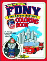 Free Coloring Book - FDNY Fire Coloring Book.