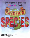 Free Coloring Book - Save Our Species.