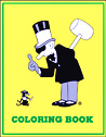 Free Coloring Book - Western Exterminators.